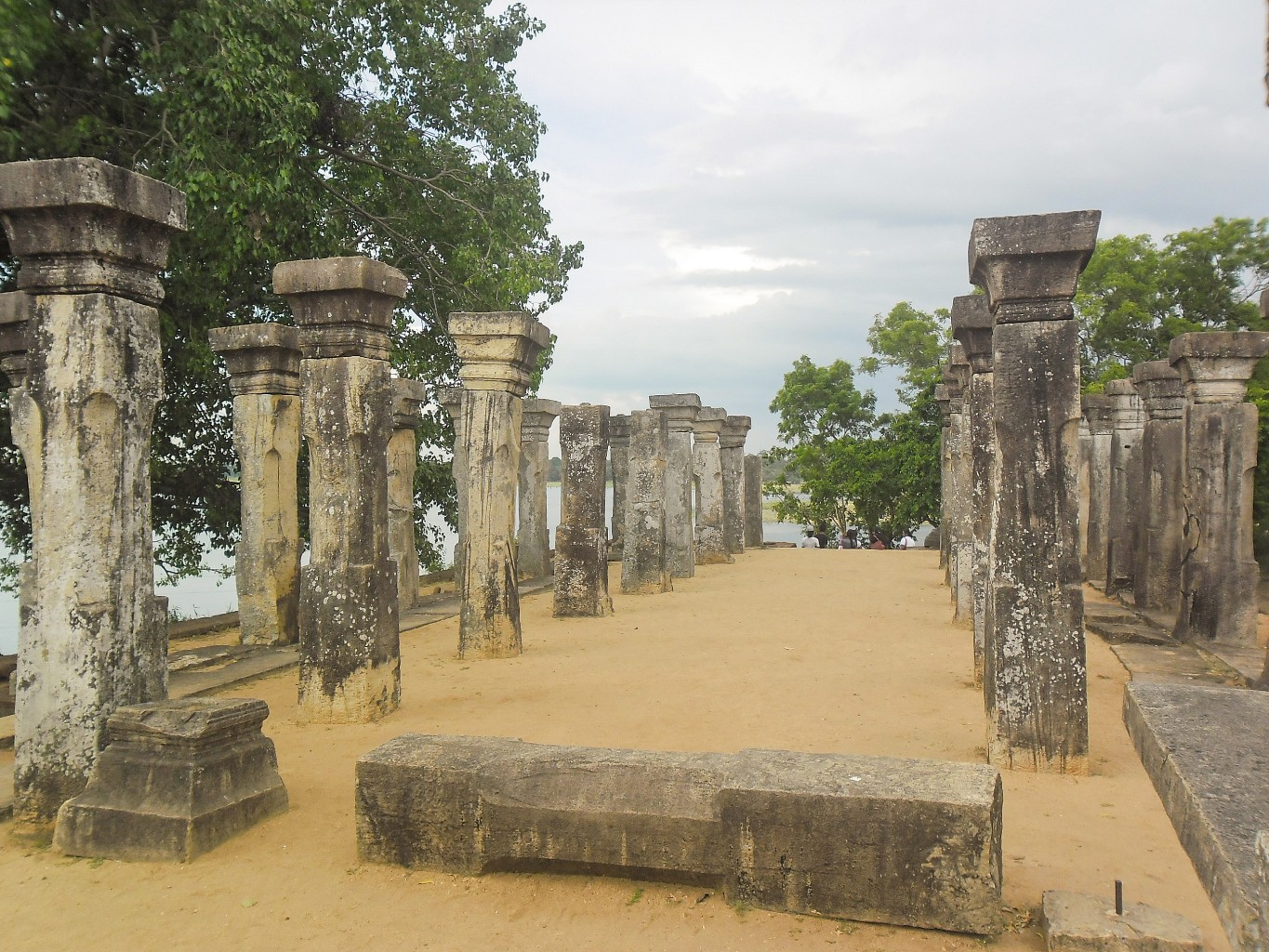 Council-Chamber-of-Nissankamalla-Ancient-City-of-Polonnaruwa-13