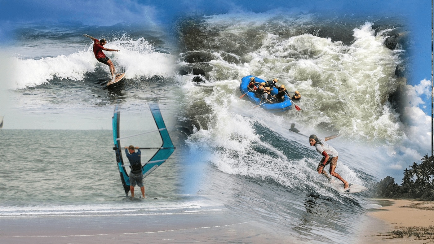 Water Sports Centers in Sri Lanka