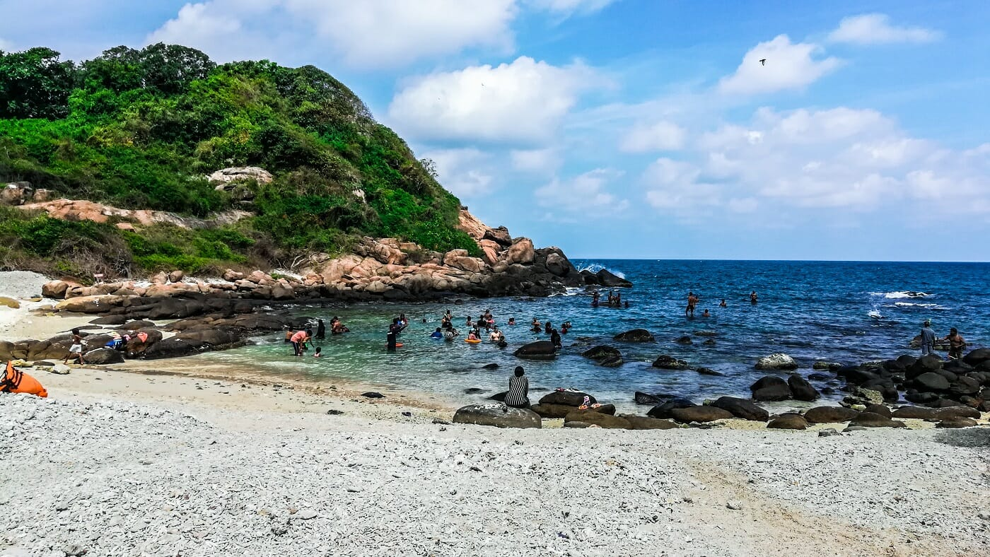 Pigeon Island National Park 2 1